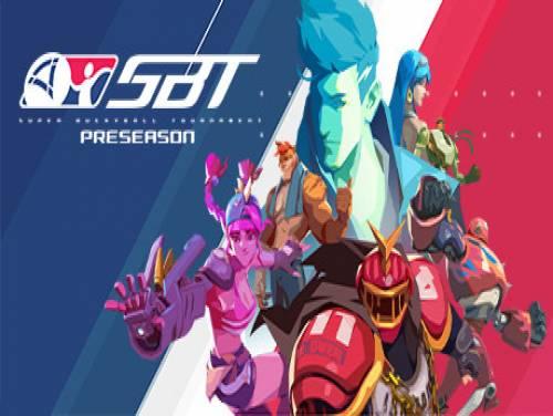 Super Buckyball Tournament Preseason: Videospiele Grundstück