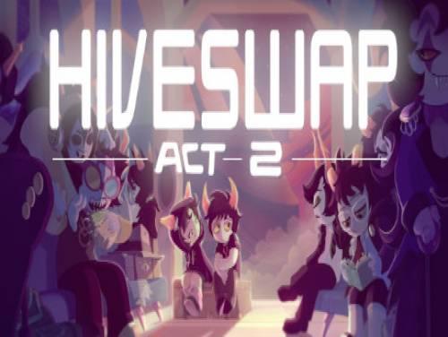 HIVESWAP: ACT 2: Trama del juego