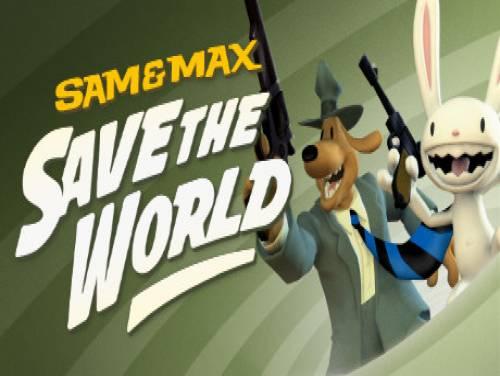 Sam *ECOMM* Max Save the World: Trama del Gioco