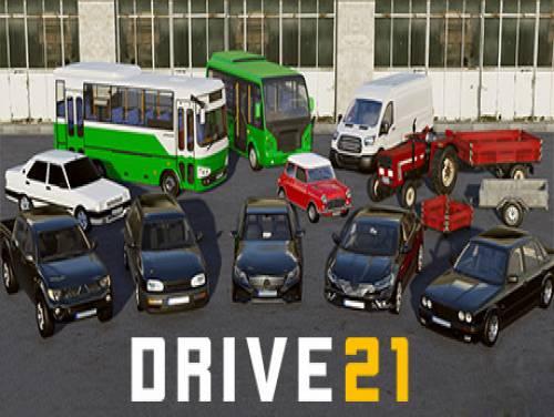 Drive 21: Trama del juego