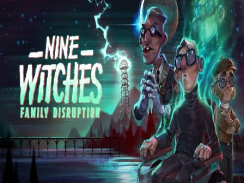 Nine Witches: Family Disruption: Trama del Gioco