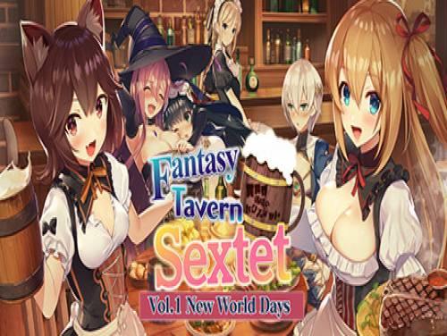 Fantasy Tavern Sextet -Vol.1 New World Days-: Trama del Gioco