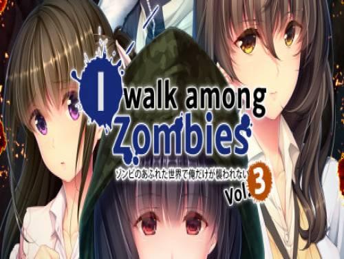I Walk Among Zombies Vol. 3: Trama del Gioco