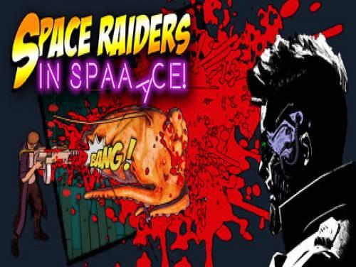 Space Raiders in Space: Trama del Gioco