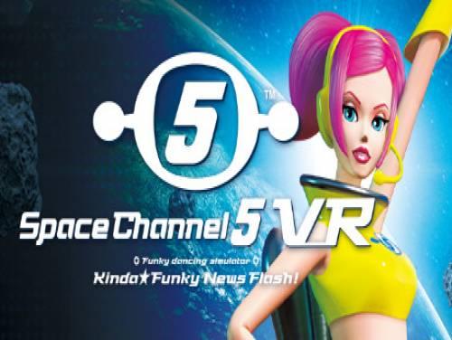 Space Channel 5 VR Kinda Funky News Flash!: Trama del Gioco