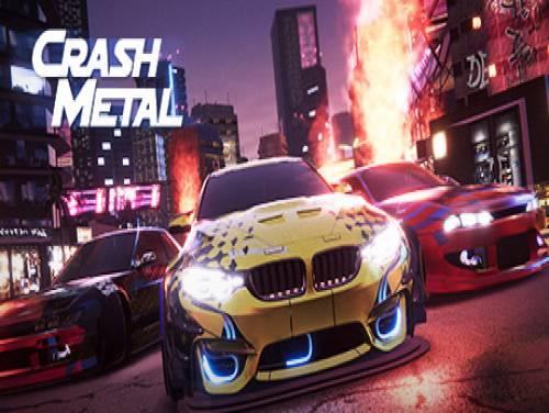CrashMetal - Cyberpunk: Trama del Gioco