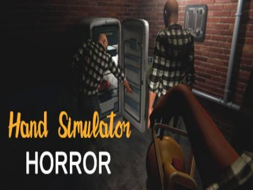 Hand Simulator: Horror: Trame du jeu