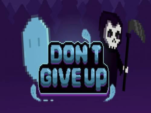 Don't Give Up: Trama del Gioco