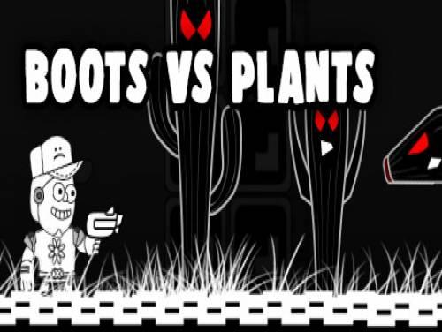 Boots Versus Plants: Videospiele Grundstück
