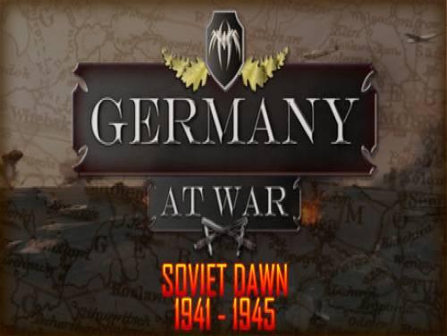 Germany at War - Soviet Dawn: Trame du jeu