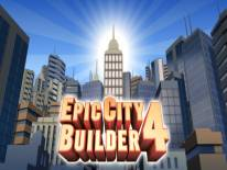 Cheats and codes for Epic City Builder 4