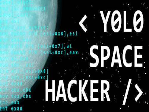 Yolo Space Hacker: Сюжет игры
