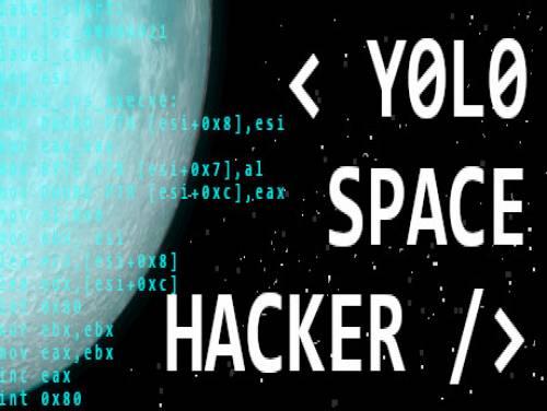 Yolo Space Hacker: Trama del Gioco