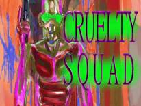 Cheats and codes for Cruelty Squad