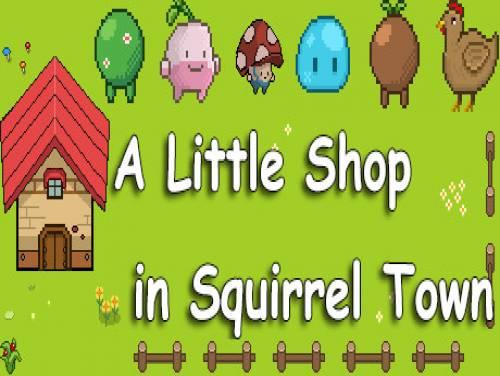 A Little Shop in Squirrel Town: Trama del Gioco
