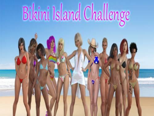 Bikini Island Challenge: Trama del Gioco