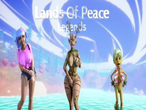 Lands Of Peace: Legends: Trama del Gioco