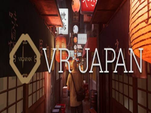 VR JAPAN: Trama del Gioco
