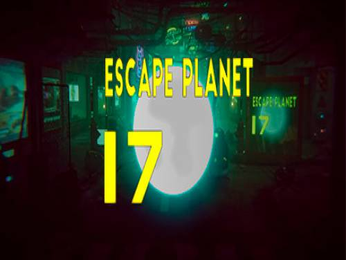 Escape Planet 17: Trama del Gioco