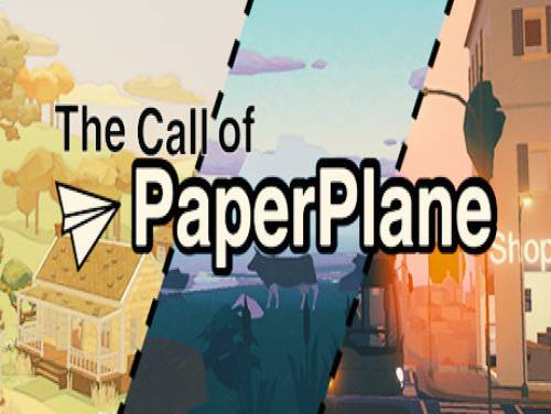 The Call Of Paper Plane: Trama del juego