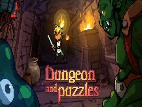 Dungeon and Puzzles: Trama del Gioco