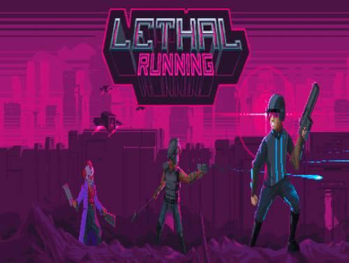 Lethal Running: Trama del Gioco