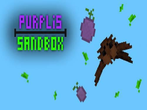Purplis Sandbox: Verhaal van het Spel