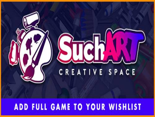SuchArt: Creative Space: Сюжет игры