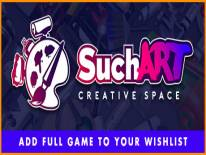 Trucs en codes van SuchArt: Creative Space