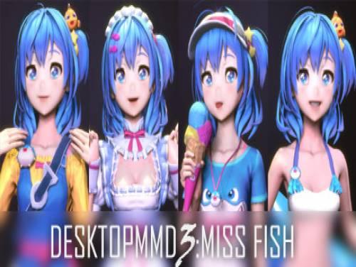DesktopMMD3:Miss Fish: Trama del Gioco