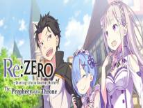 Re:ZERO -Starting Life in Another World- The Proph: Trucchi e Codici