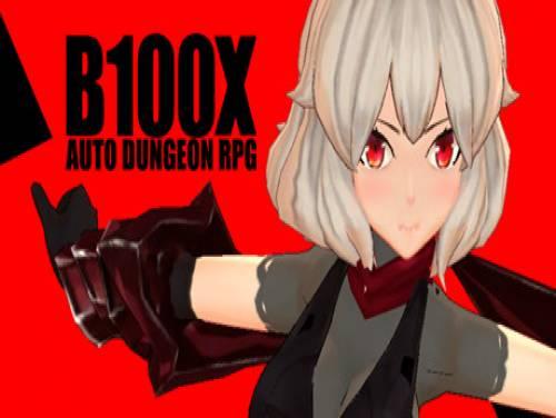 B100X - Auto Dungeon RPG: Trama del Gioco