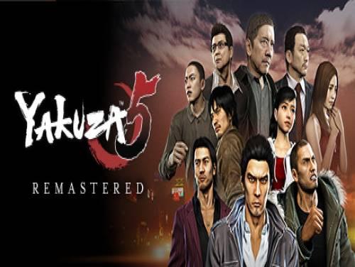 Yakuza 5 Remastered: Trama del Gioco