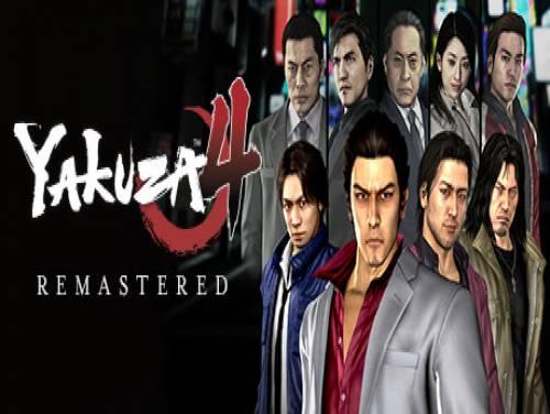 Yakuza 4 Remastered: Trama del Gioco