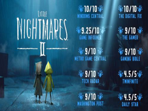 Little Nightmares 2: Enredo do jogo