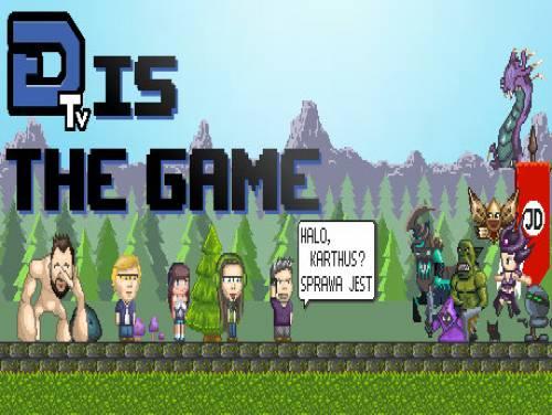 Dis The Game: Trama del juego