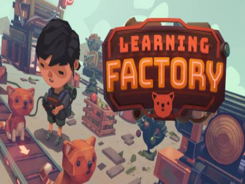 Learning Factory: Plot of the game