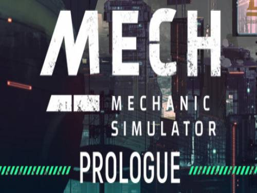 Mech Mechanic Simulator: Prologue: Сюжет игры