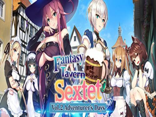 Fantasy Tavern Sextet -Vol.2 Adventurer's Days-: Trame du jeu