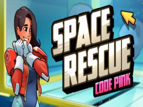 Space Rescue: Code Pink: Trama del Gioco