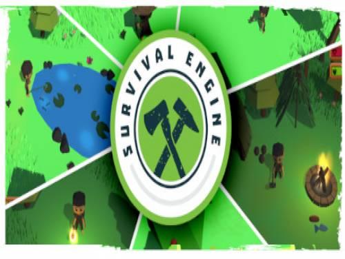 Survival Engine: Trama del Gioco