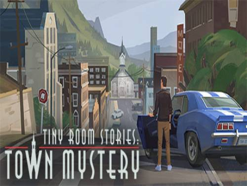 Tiny Room Stories: Town Mystery: Trama del Gioco