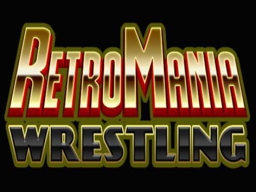 RetroMania Wrestling: Trama del Gioco