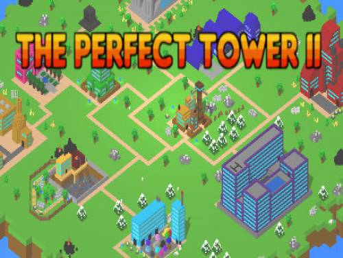 The Perfect Tower II: Trama del Gioco