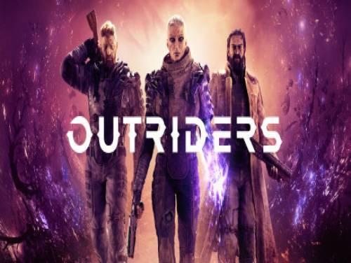Outriders: Trame du jeu