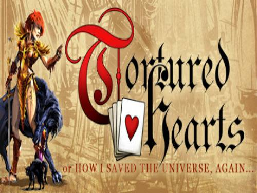 Tortured Hearts - Or How I Saved The Universe. Aga: Trama del Gioco