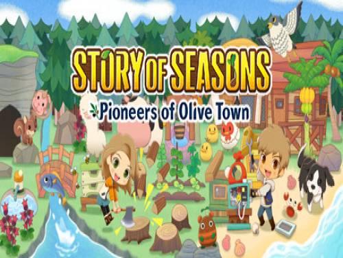 Story of Seasons: Pioneers of Olive Town: Videospiele Grundstück