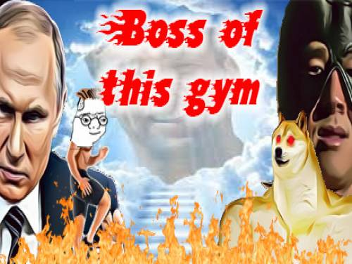 Boss of this gym: Сюжет игры