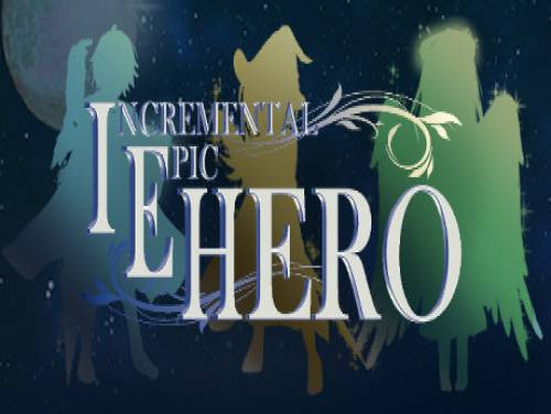 Incremental Epic Hero: Trama del Gioco