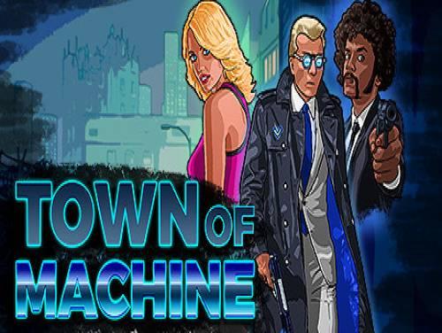 Town of Machine: Trama del Gioco